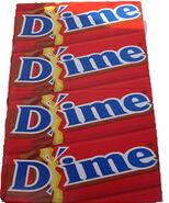 Dime box