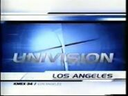 Kmex univision los angeles blue opening 2001