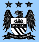 Manchester City FC logo (2012-13, home)