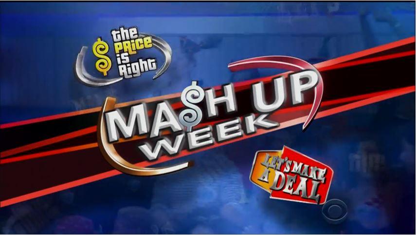 Mash-Up Week