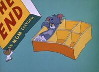 The End (The Tom and Jerry Cartoon Kit, A)