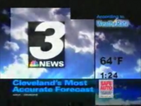 WKYC Channel 3 Weather Bumper 2004