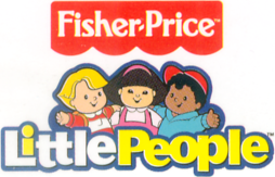 Fisher-Price Little People 2007 logo.png