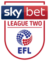 Sky Bet League Two 2018-19 1