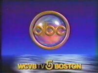 WCVB-TV 5 Together 1986-1987