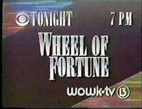 WOWK-TV 13 Get Ready 1989