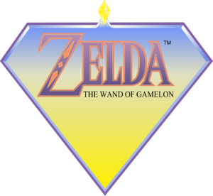 Zelda The Wand of Gamelon Logo.png