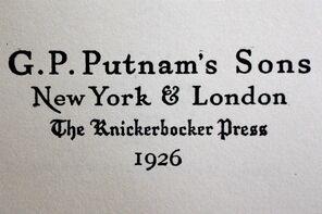 G.P. Putnam's Sons The Knickerbocker Press.jpg