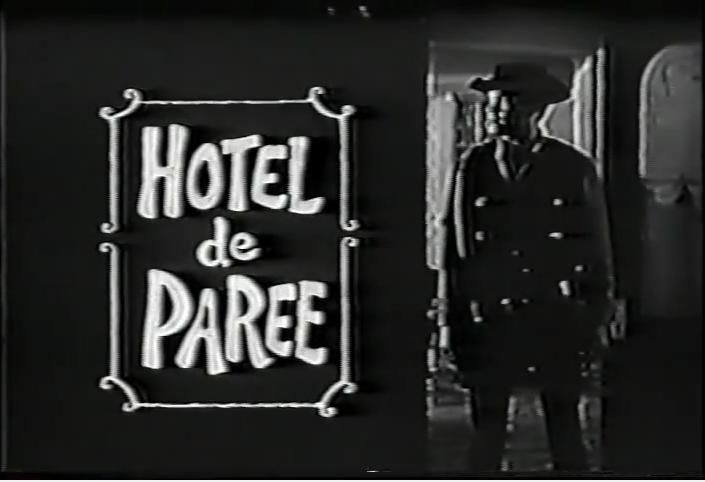 Hotel de Paree