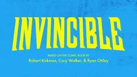 Invincible Title Card