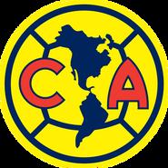 Escudo Club América 2010-2017