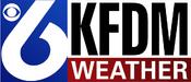 KFDM 6 Weather 2002 Logo