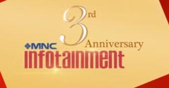Infotainment/Anniversary