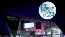 The Tonight Show Starring Jimmy Fallon Intertitle (Super Bowl LII Variant)