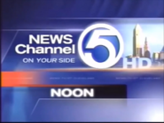 WEWS NewsChannel 5 At Noon 2008 b