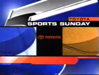 WEWS Toyota Sports Sunday2