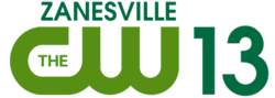 Zanesville The CW 13 logo.png