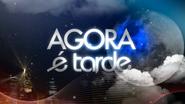 Agora É Tarde titlecard 2011