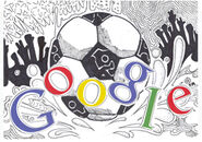 Doodle4Google United Arab Emirates Winner - World Cup