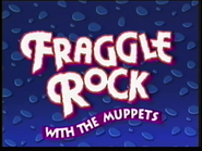 Fraggle Rock Meet the Fraggles 1993 VHS Title