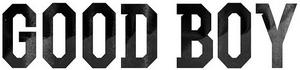 Good Boy GD X Taeyang logo.png