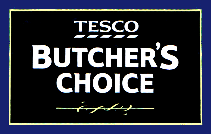 Tesco Butcher's Choice