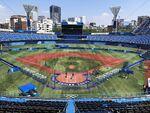 Tokyo2020 LOTG-BaseballField