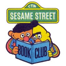 Sesame Street Book Club