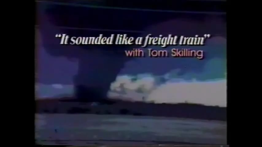 """It Sounded Like a Freight Train"""