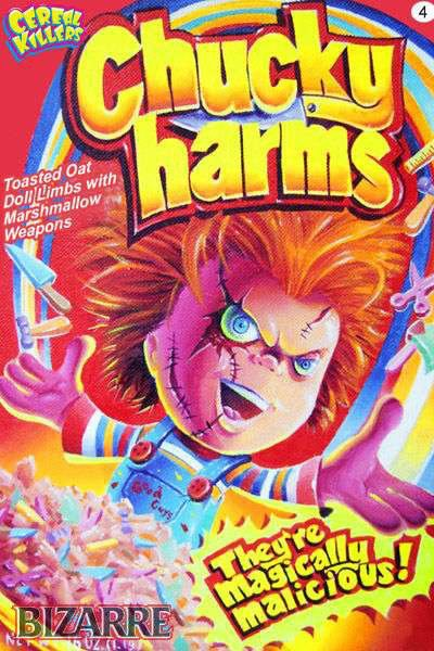 Chucky Harms