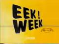 CBBC Eek Week