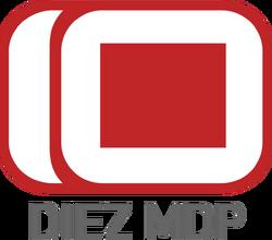Diez MDP (Logo 2011 - 2).png