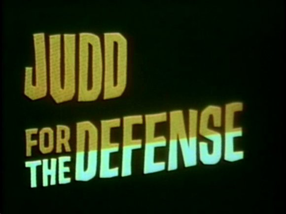 Judd, for the Defense