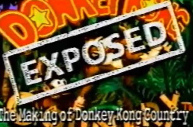 Donkey Kong Country: Exposed