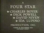 Four Star 1952