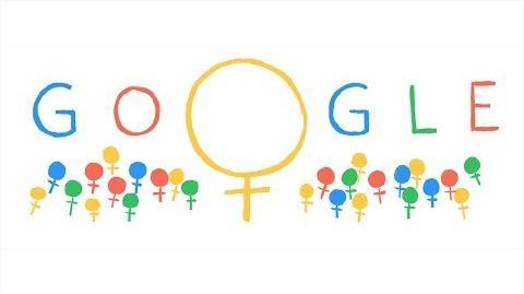 International Women's Day Doodle 2014