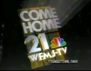 WFMJ 21 1987-88