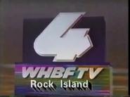WHBF-TV 1989