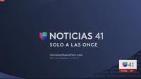 Wxtv noticias 41 solo a las once package 2019