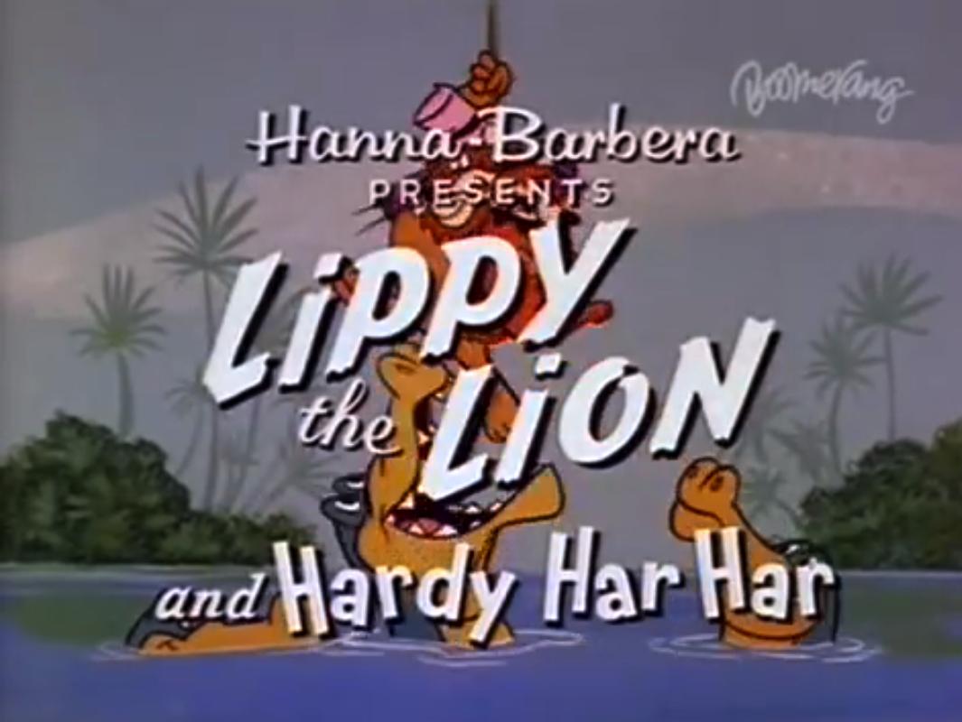 Lippy the Lion & Hardy Har Har