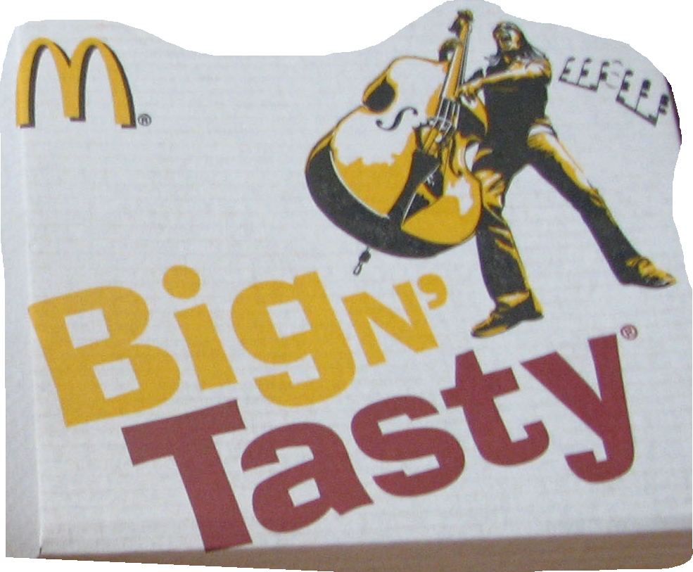 McDonald's Big N' Tasty