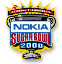 2000 Sugar Bowl Logo