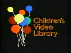 Children's Video Library