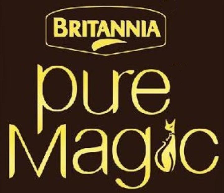 Britannia Pure Magic