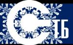 STB 1999-2000 Christmas Logo Blue White