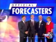 WEWS Offical Forecasters
