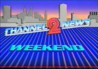 WMARChannel2NewsWeekendOpen Late1985