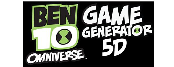 Ben 10: Game Generator 5D