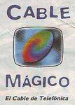 Cable Mágico slogan 1996