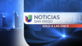 Kbnt noticias univision san diego 11pm package 2013